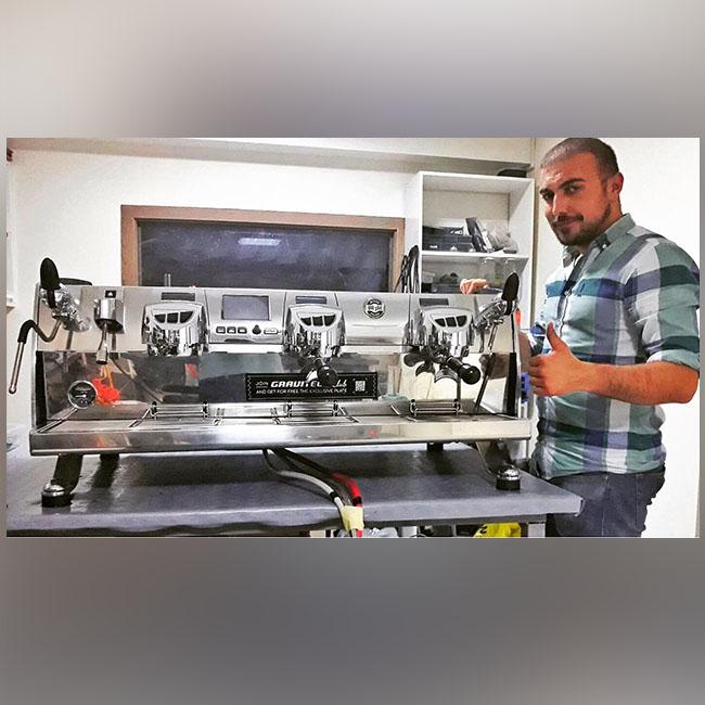 Espresso teknik servis ankara, Cimbali bakım onarım Efka Teknik Servis
