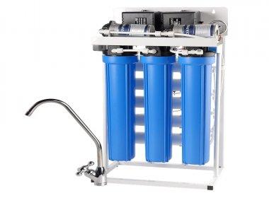 TL 400 Yüksek Akış Su Arıtma Cihazı